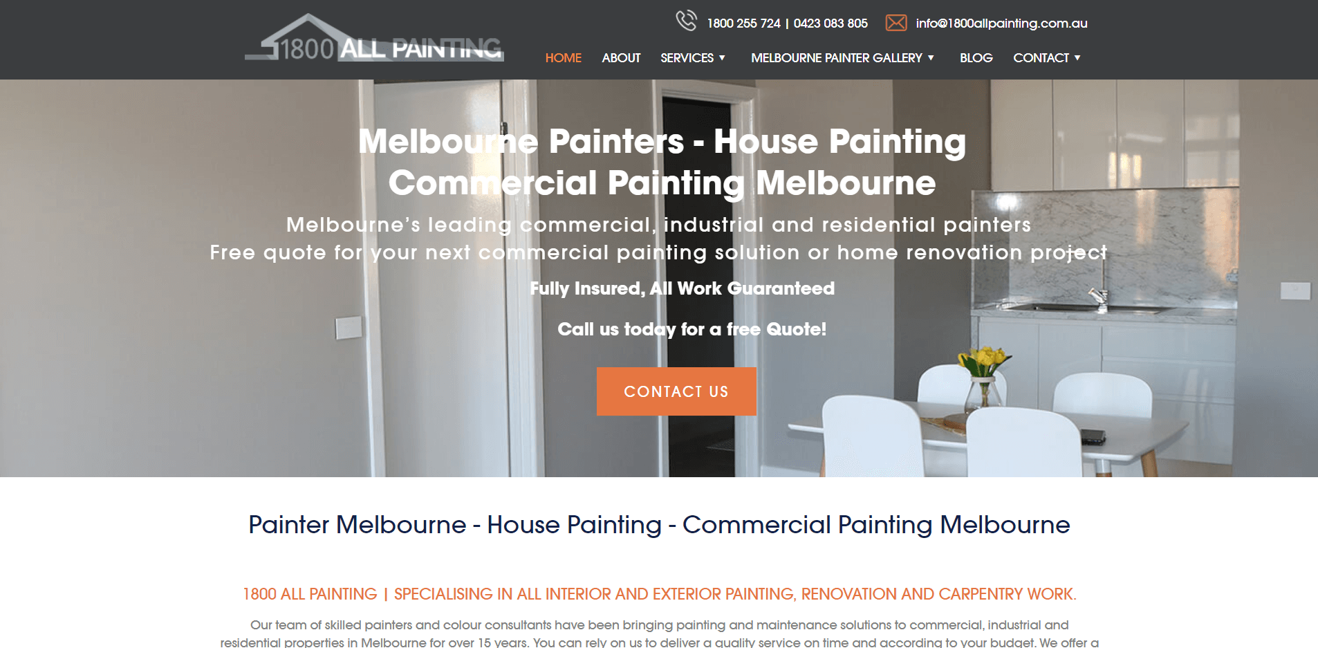 1800 all painting
