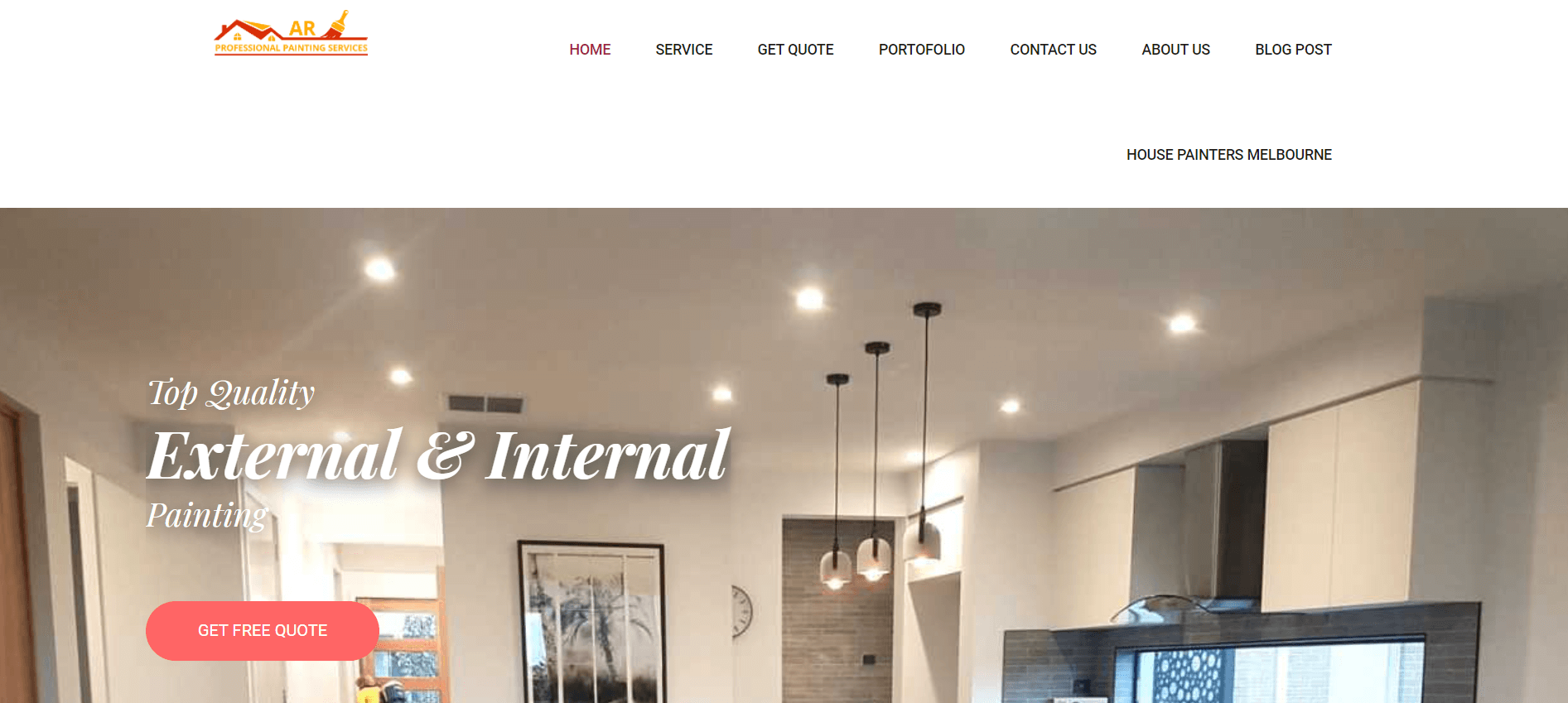 ar professional painting services