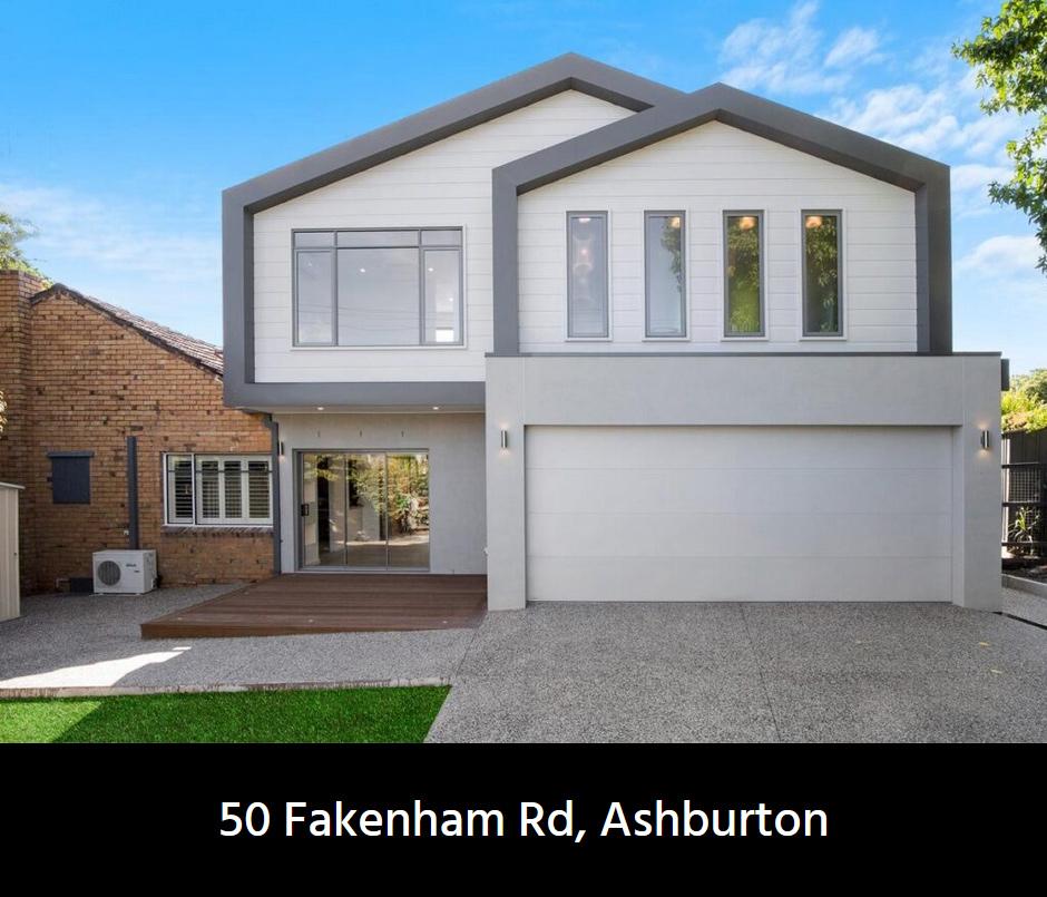 Ashburton home builder