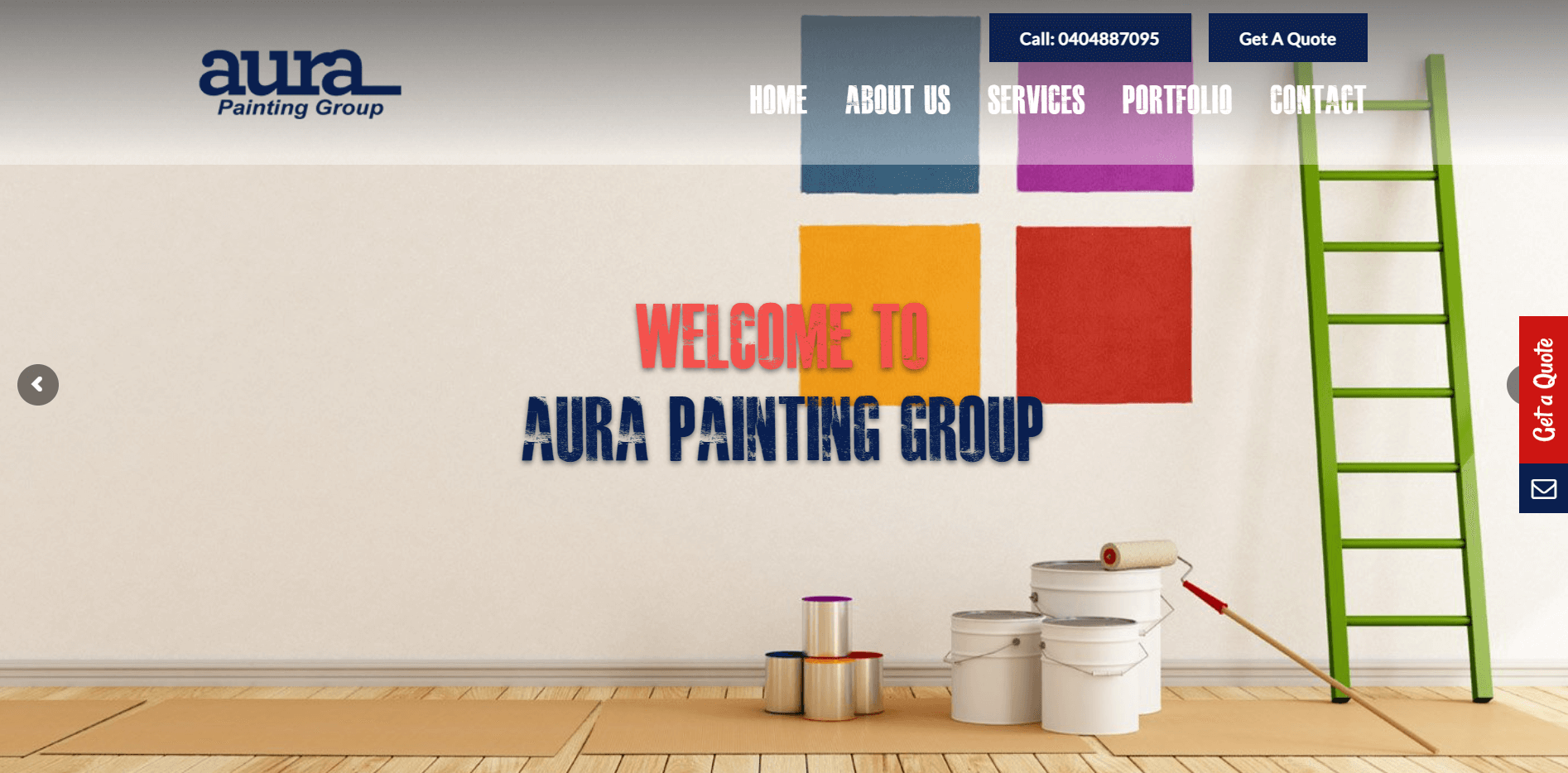 aura painting group