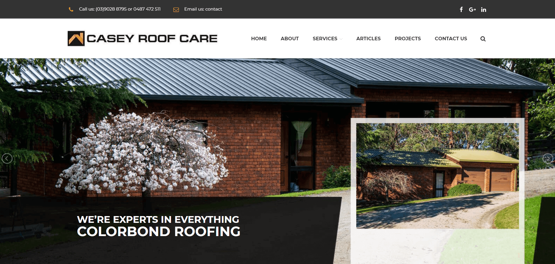 casey roof care
