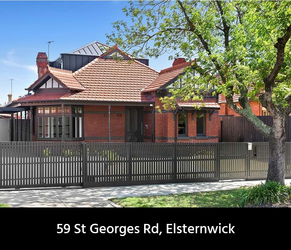 Elsternwick home builder
