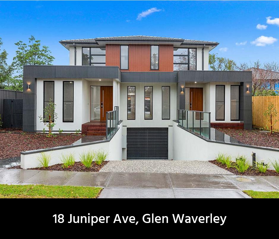 Glen Waverley home builder