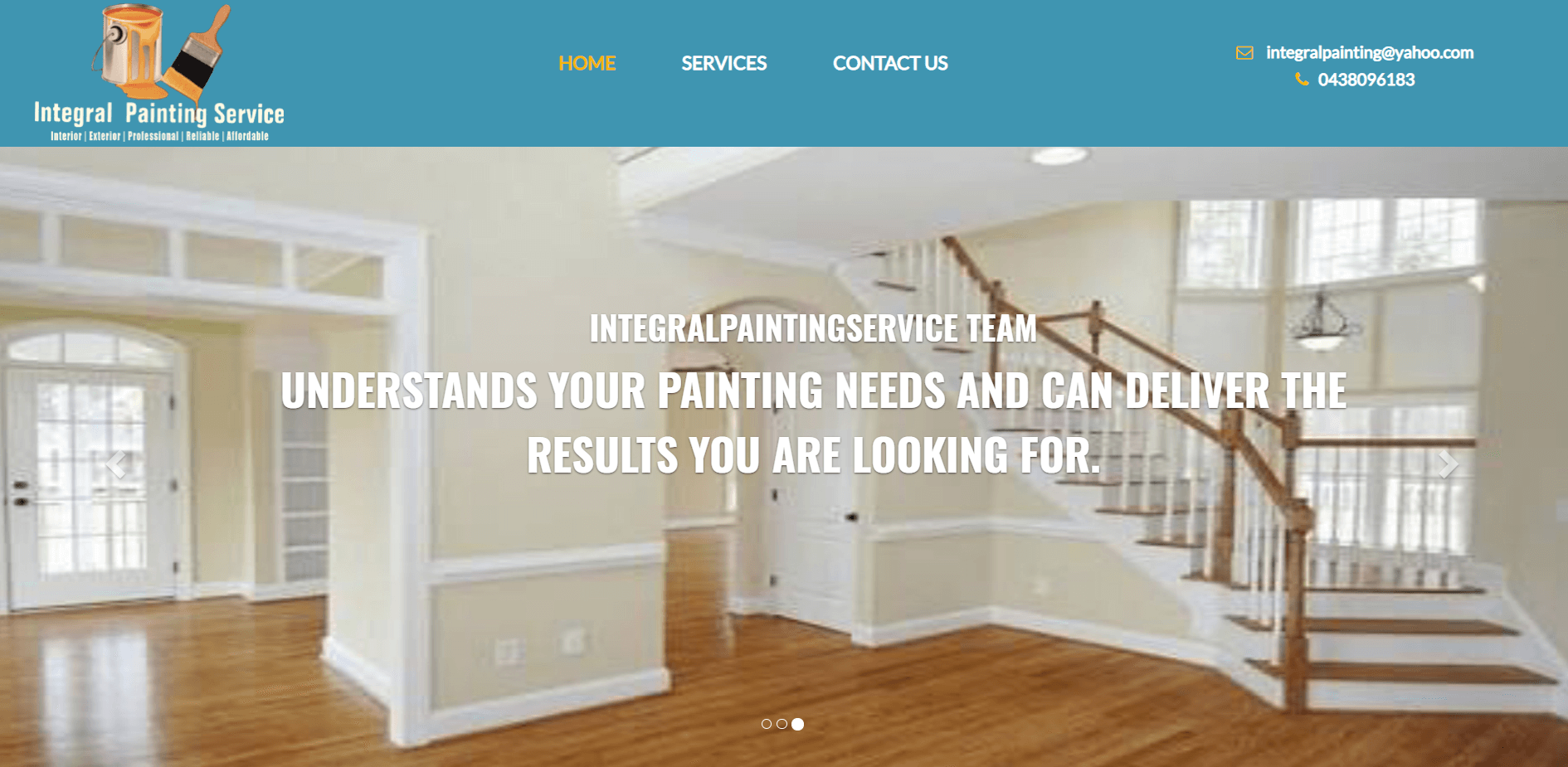 integral painting service