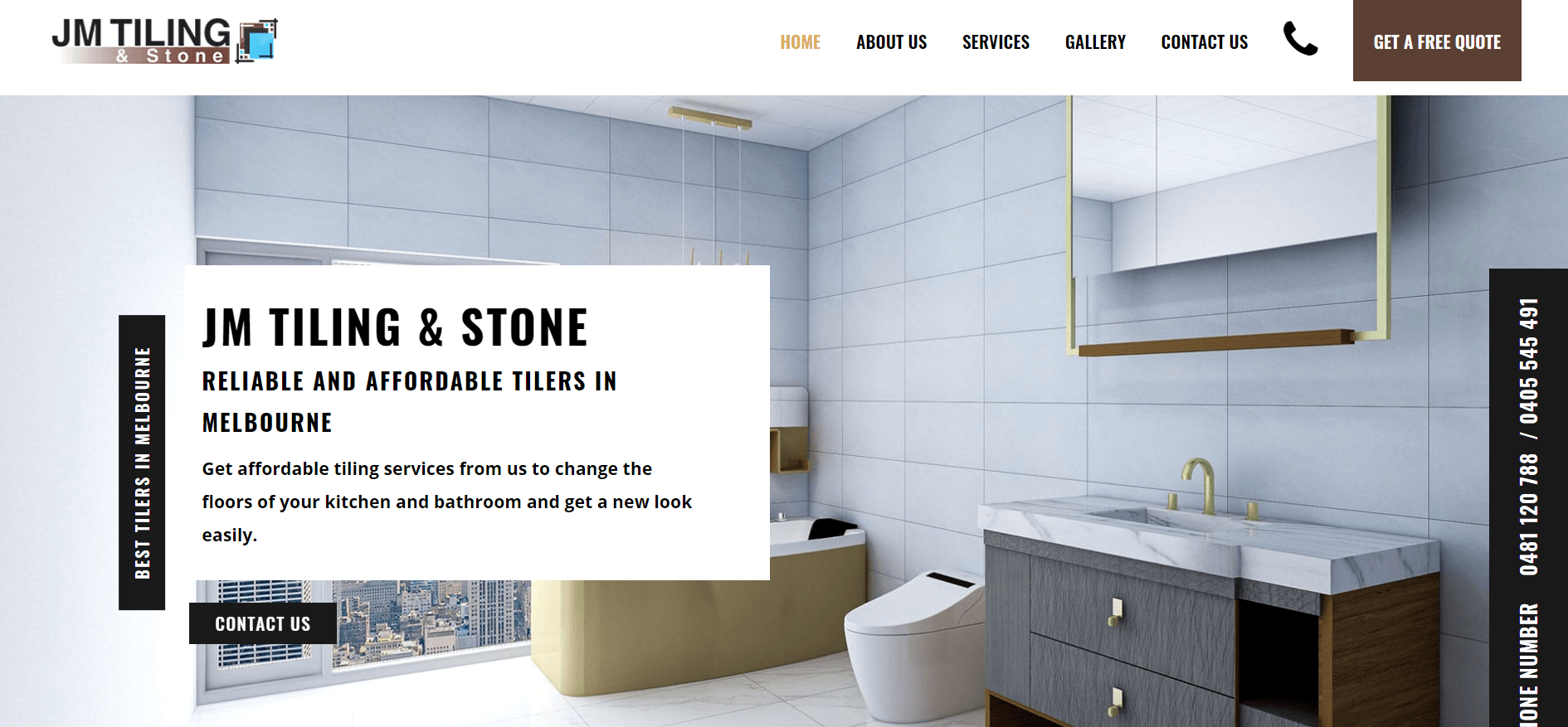 jm tiling and stone