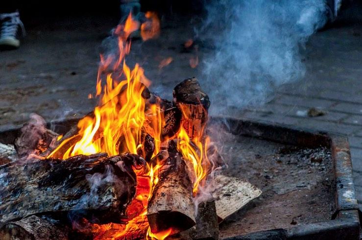 outdoor firepit melbourne
