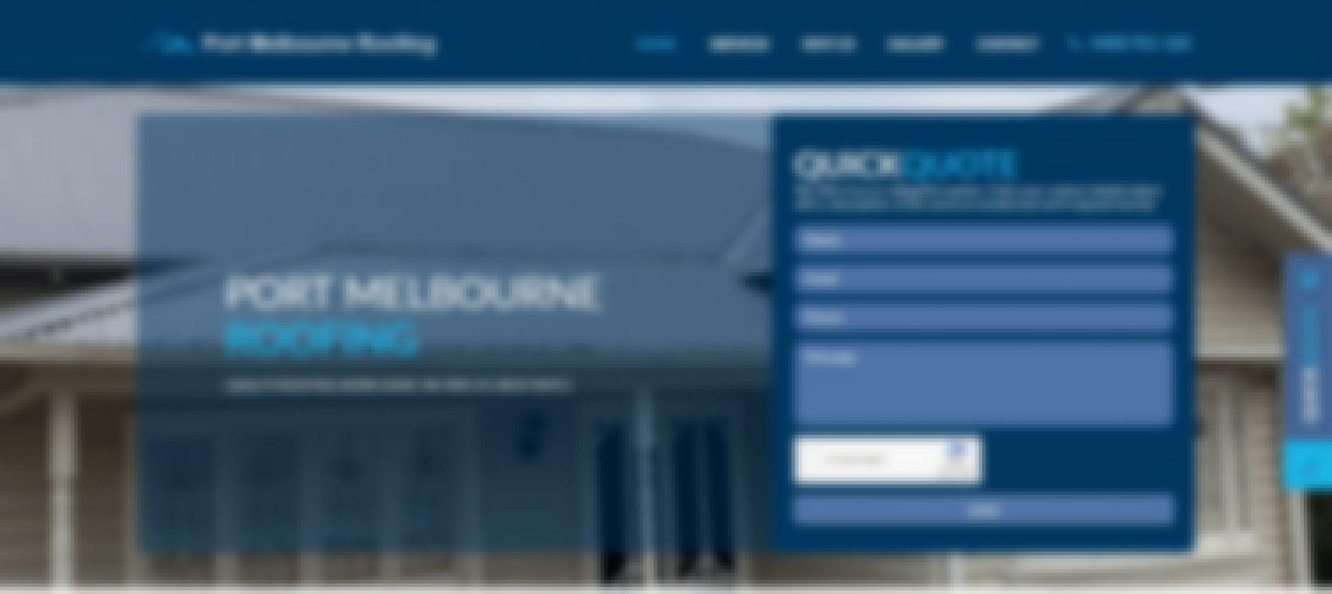 port melbourne roofing