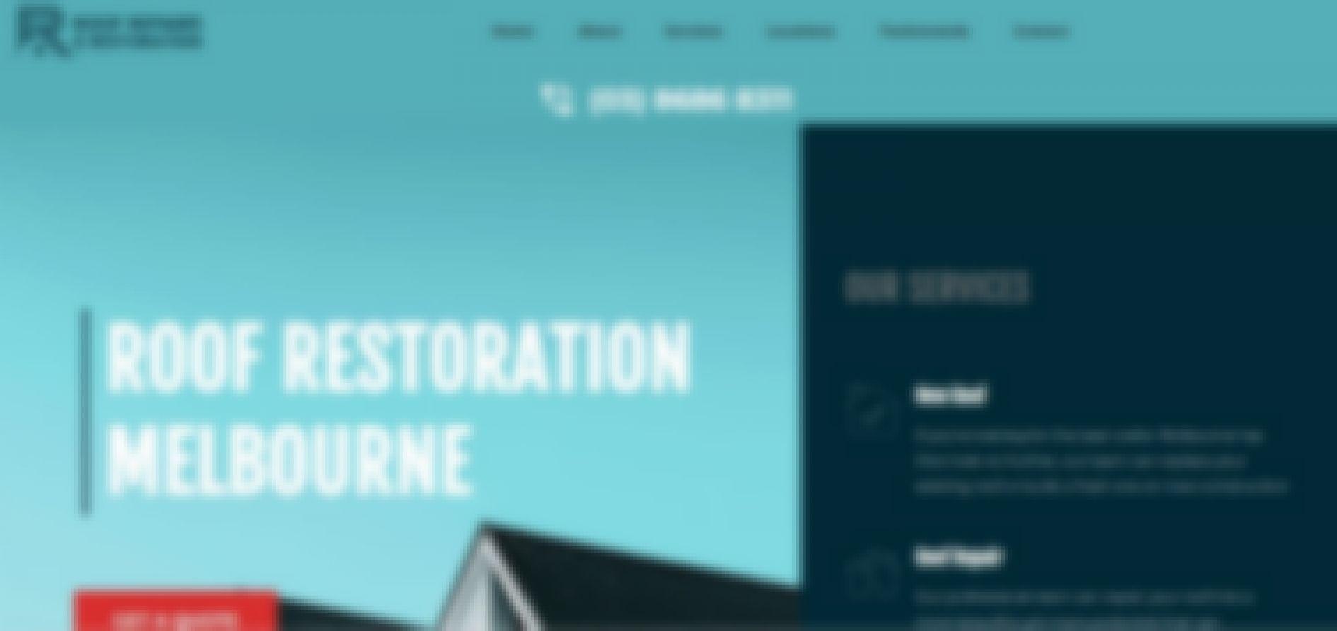 roof repairs & restoration