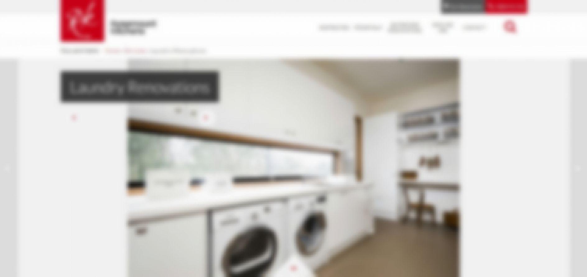 rosemount kitchens laundry