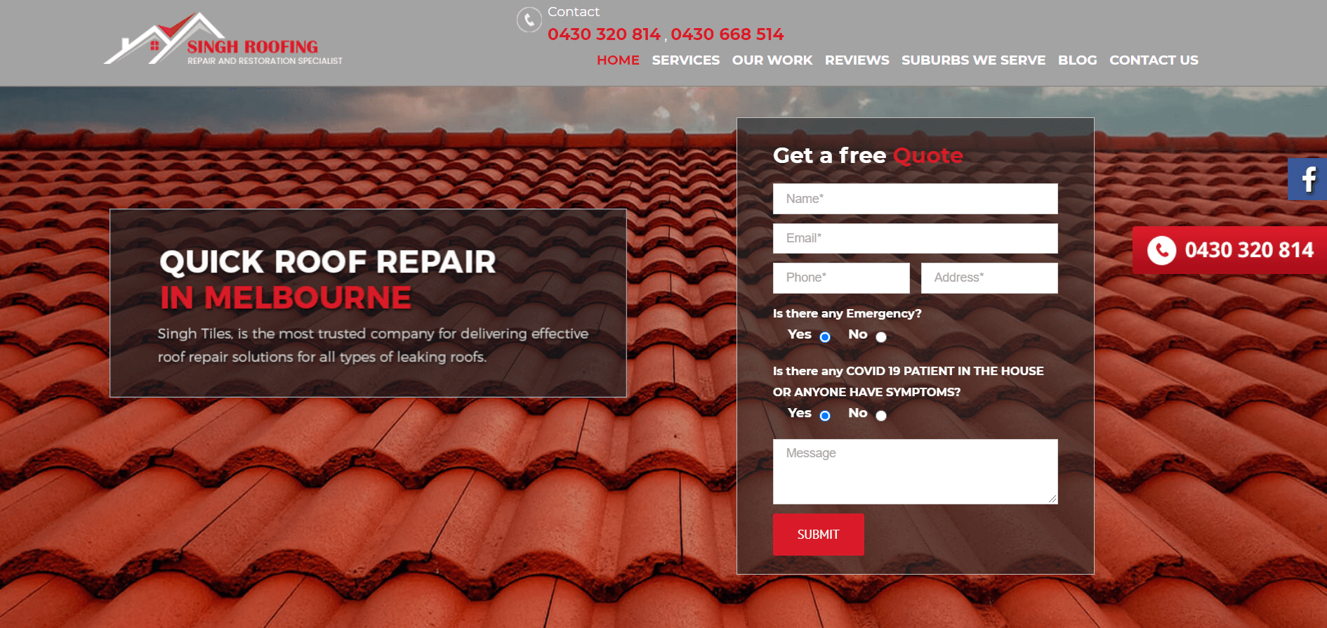 singh roofing
