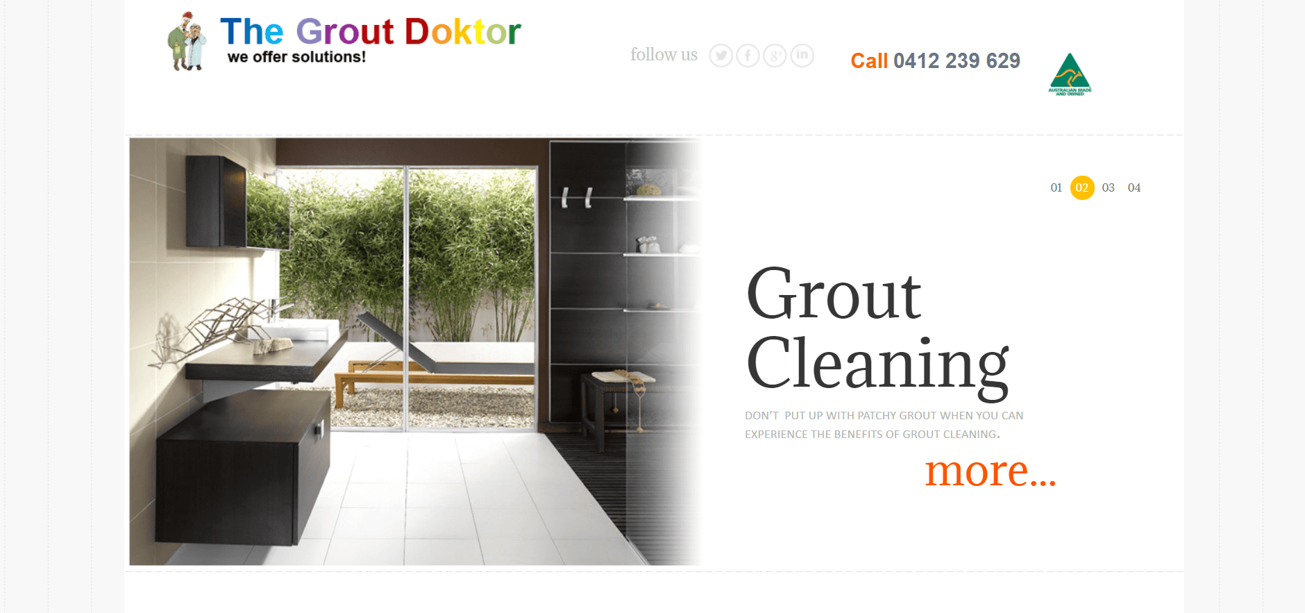 the grout doktor