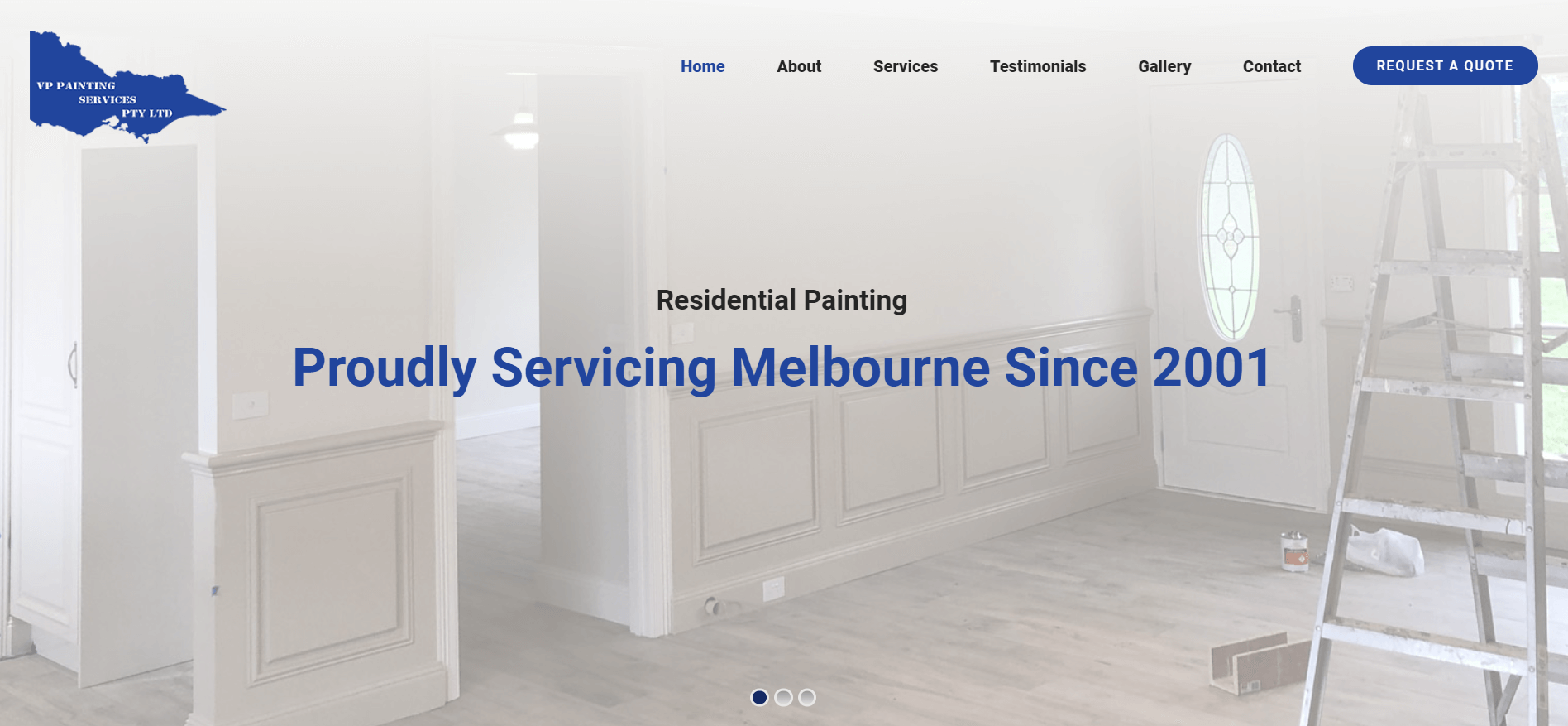 vp painting services