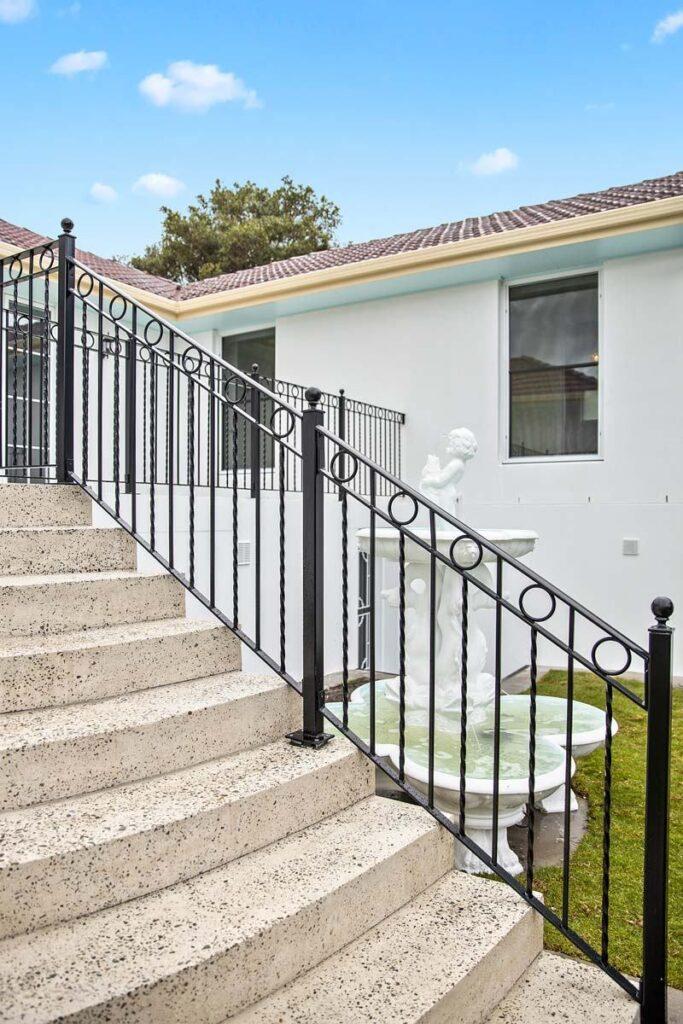 mjs 573 balcombe rd blackrock staircase closeup 03